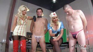 Cast-ration Clinic Femdomempire.com – incestporn.cc