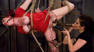 Big Tits tied and Shocked Wiredpussy.com – incestporn.cc