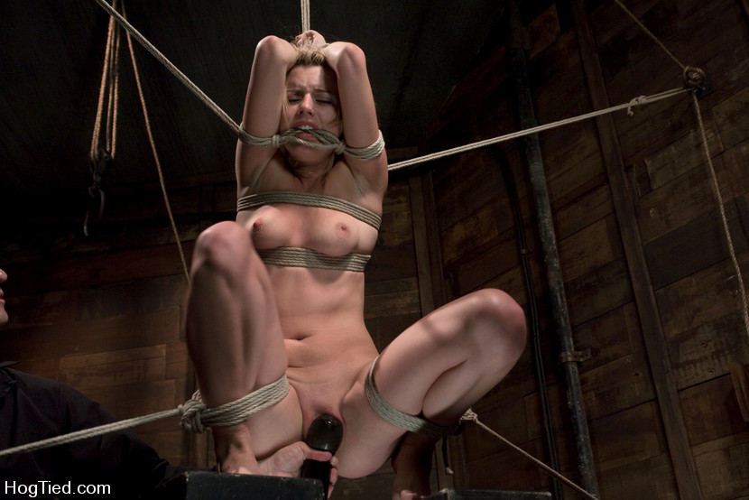 Lexi Belle Bondage Face Fuck | BDSM Fetish